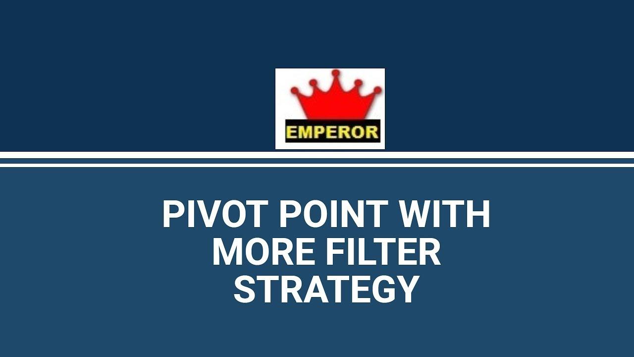 Pivot Trading System Amibroker Pivot Trading System Amibroker