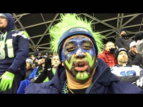 Seahawks Fan Reaction: Seahawks vs Falcons Pt 2'