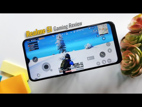 Realme 5i Gaming Review (FPS Test With ML, PUBG, COD & NBA)