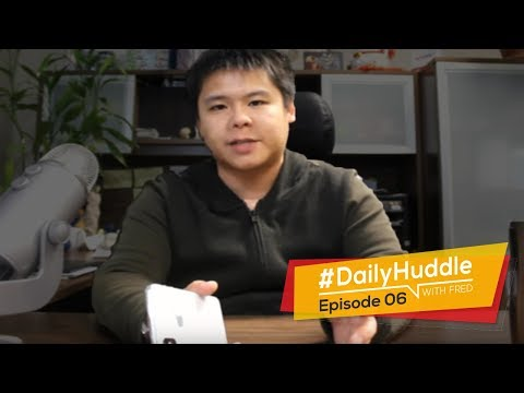 Daily Huddle - Ep 06 | Finding The Perfect Niche For eCommerce