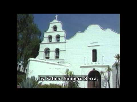 MISSIONS OF CALIFORNIA SERIES: MISSION SAN DIEGO DE ALCALA (Accessible Preview)