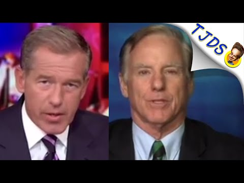 Brian Williams, Howard Dean Ignore A Doctor To Trade Talking Points On Hillary