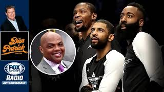 Charles Barkley - There's ZERO Chance James Harden Will Work in Brooklyn