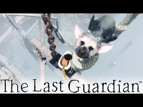 The Last Guardian - Please Don't Fall! (9)