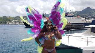 Vlog - Carnival Tuesday with Oxygen Mas PT1