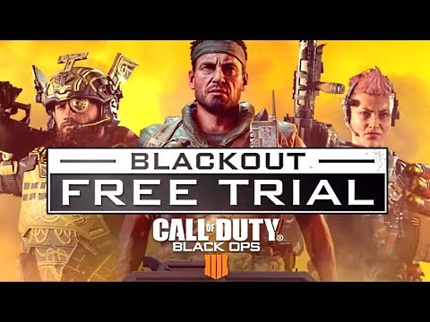 Blackout going FREE to Play, New Looting System, and MORE!