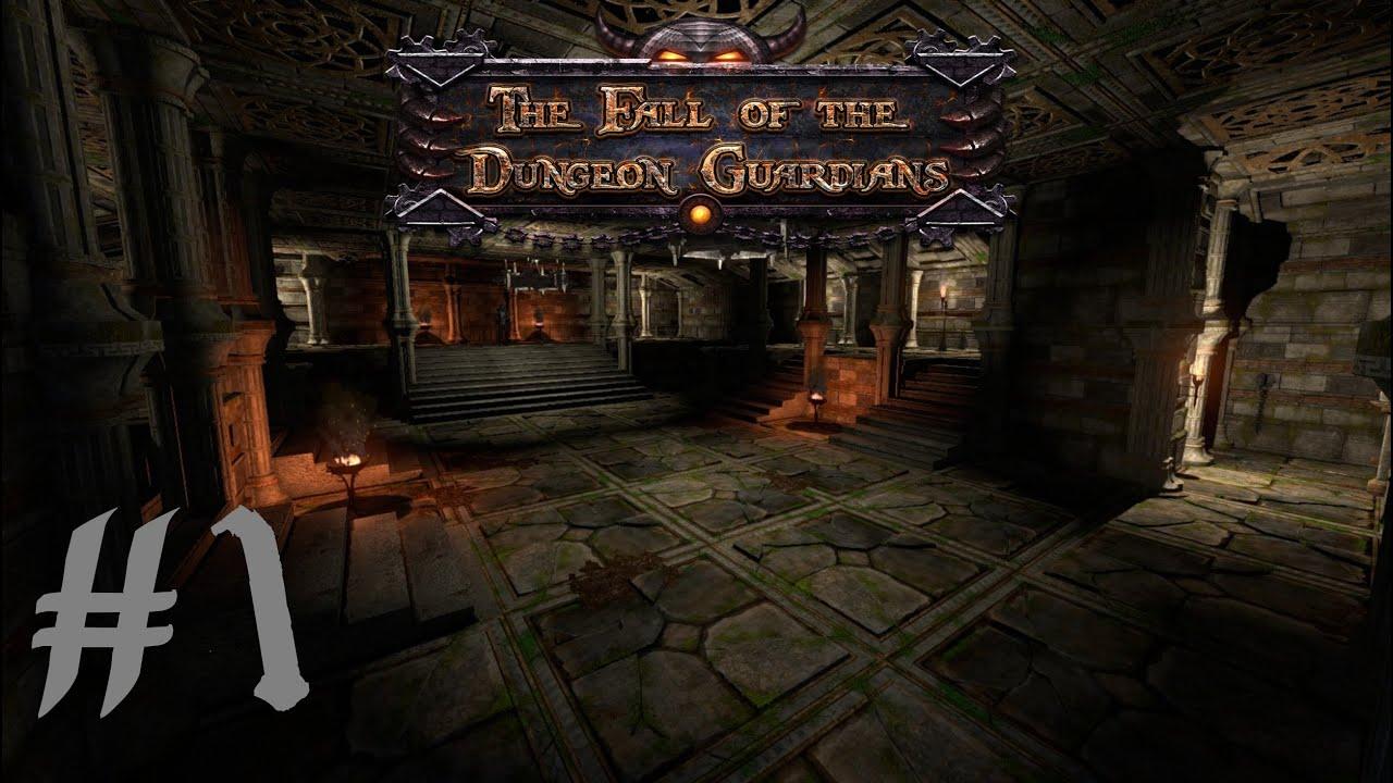 The Fall of the Dungeon Guardians SubBuild 2015 12 25 - 토렌트왈