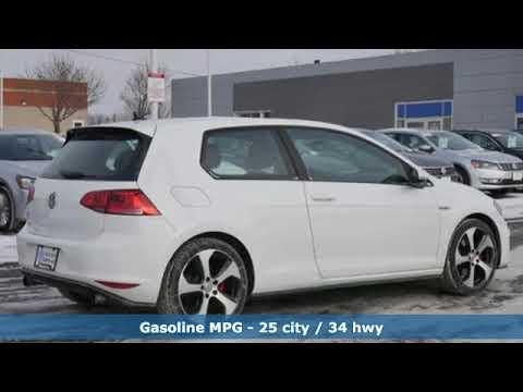 Used 2015 Volkswagen Golf GTI Saint Paul MN Minneapolis, MN #G89600P