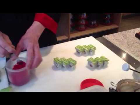 Sushi Star In Frankfurt