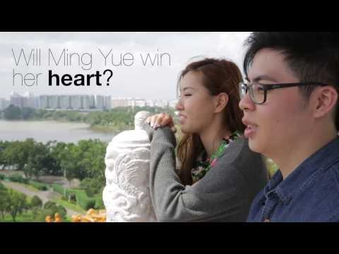 A Date with the Stars Ep 2 TEASER (Ming Yue & Tammy)