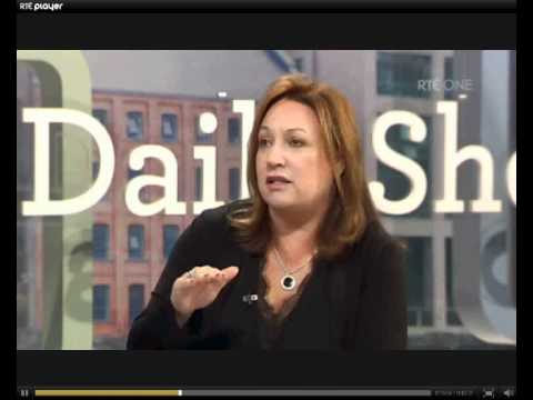 Irish Institute of Financial Trading on The Daily Show - RTE
