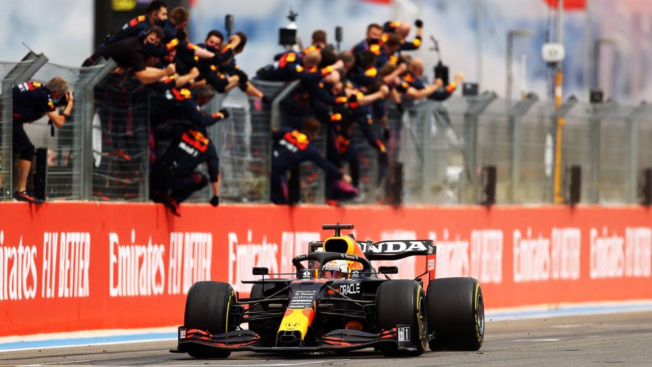 Gran Premio de Francia de Formula 1 | Carrera F1 | Highlights y resumen