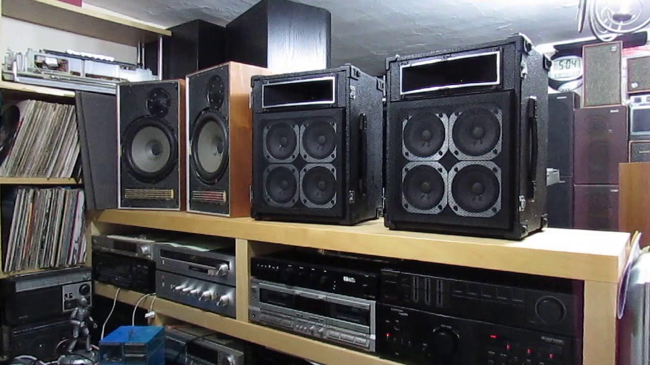 Home Speaker System Amp