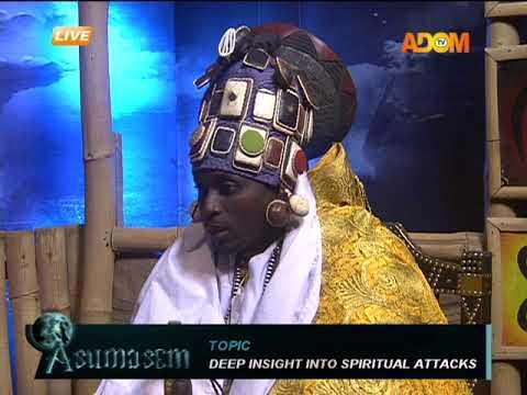 Deep insight into spiritual attacks - Asumasem on Adom TV (28-6-18)