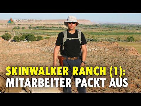 Paranormale Ermittlungen auf Skinwalker Ranch: Ex-Mitarbeiter packt aus - ExoMagazin