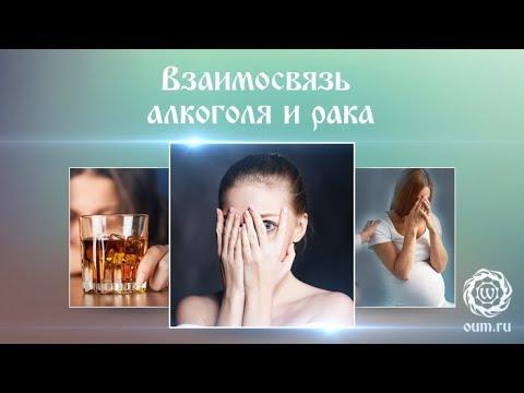 Взаимосвязь алкоголя и рака