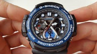 Параметри Casio G-Shock G-1000B-1A (Setting)