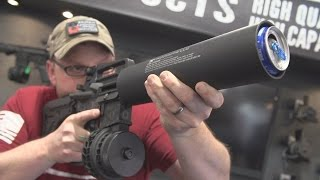 SHOT Show 2015: X-Products Can Cannon & SCU