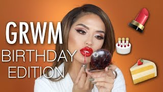 CHATTY GET READY WITH ME   iluvsarahii