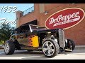 Blown Hot Rod 1932 Ford Roadster