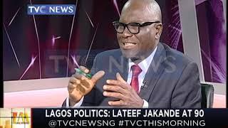 Lagos Politics: Celebrating Lateef Jakande at 90