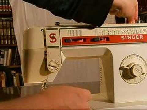 winding a singer sewing machine bobbin youtube. Black Bedroom Furniture Sets. Home Design Ideas