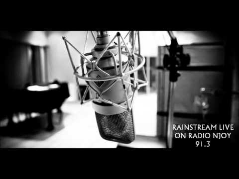 Rainstream live Interview NJOY Radio Vienna (10.04.2015)
