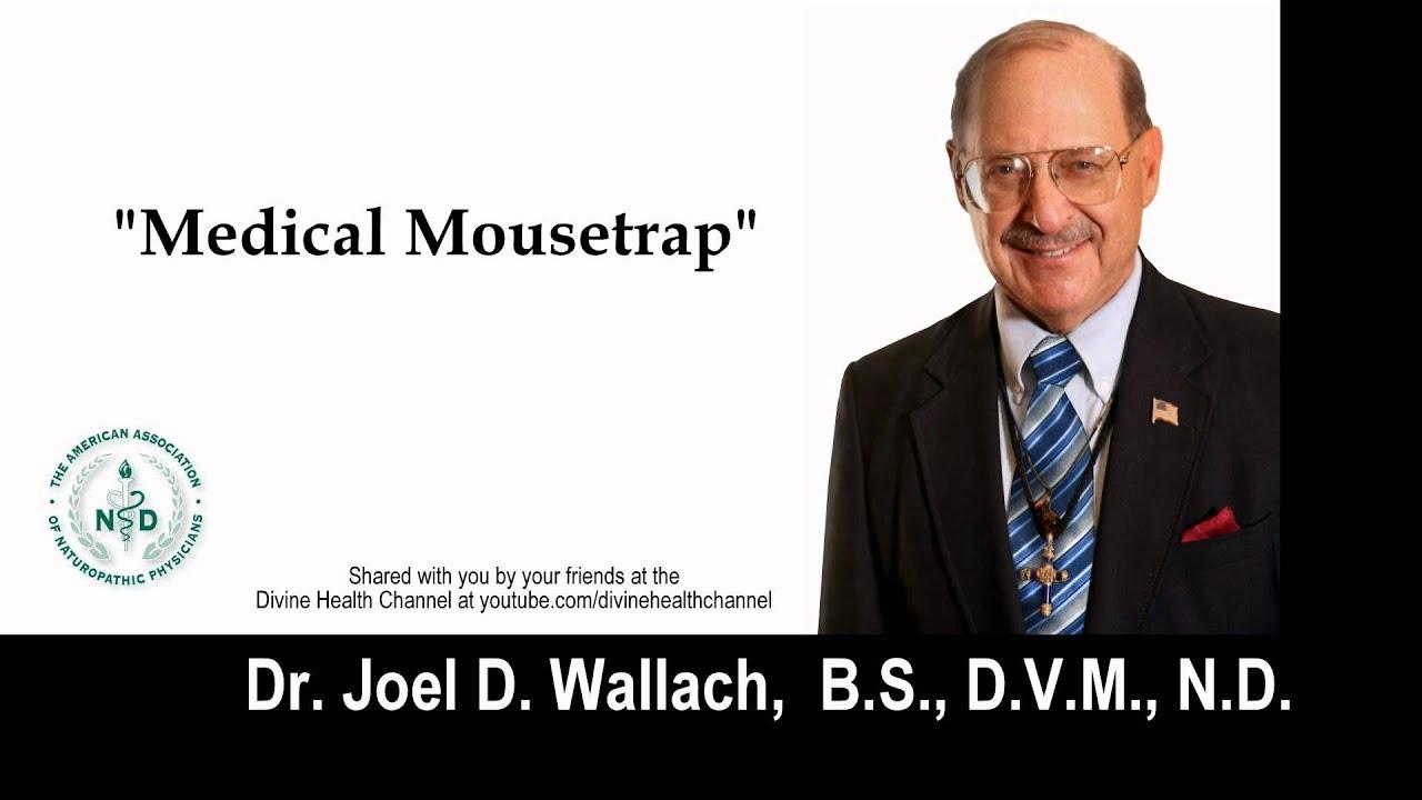 dr joel d wallach