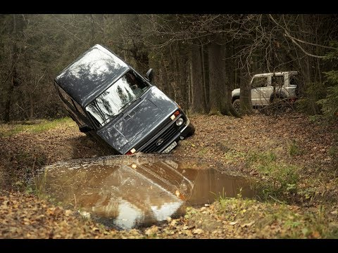 Lada 4x4 против нового Suzuki Jimny: тест-драйв от Дром.ру