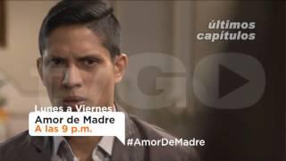 Amor de madre avance Lunes 16/11/2015