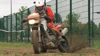 moto journal teste la bmw f 800 r sur le gs trophy