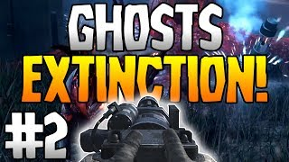 """EARTH BONERS?!"" #2 - EXTINCTION MODE! w/Friends - Call of Duty: Ghosts"