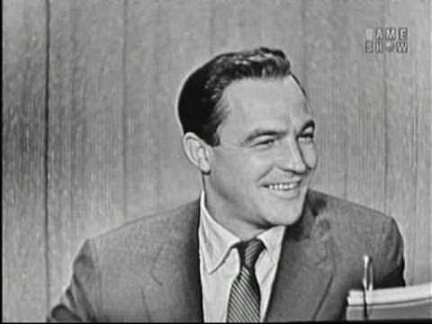 What's My Line? - Gene Kelly; Martin Gabel [panel]; James C.