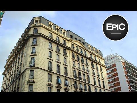 Mansiones y Palacios de Caballito / Mansions and Palaces of Caballito - Buenos Aires, Argentina (HD)