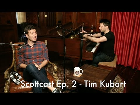 Scottcast Ep. 2 - Tim Kubart / Tambourine Guy