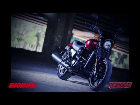 ลองขี่+รีวิว Harley Davidson 750 ในเมืองไทย
