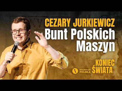 Cezary Jurkiewicz - Bunt Polskich Maszyn | Stand-up Polska