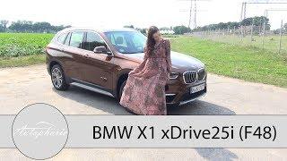 BMW X1 xDrive25i (F48) Fahrbericht / Kerniger Turbo-Vierzylinder mit Charisma - Autophorie