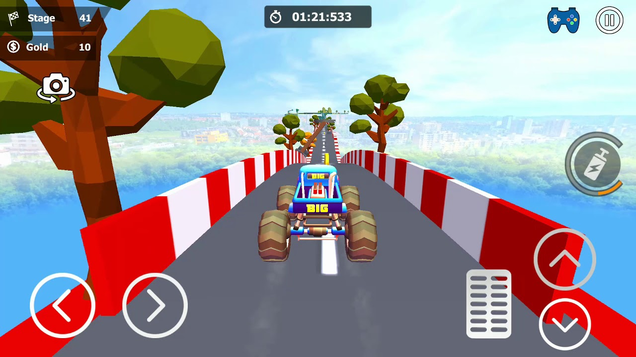 Impossible Car Stunts 3D   Extreme City GT Racing #1 Android Gameplay
