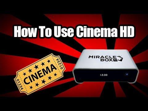 Cinema HD Review 2019- Miraclebox 4.0 #cinemaHD