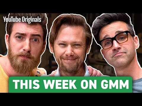 Jimmi Simpson  This Week on GMM