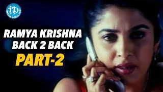 Ramya Krishna Back To Back Romantic Videos - Part 2    Ramya Krishna Show Time
