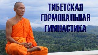 Тибетская гормональная гимнастика(Тибетская гормональная гимнастика, направлена на выравнивание гормонального фона накопительного действи..., 2016-01-08T11:39:59.000Z)