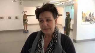 Claudia Schaefer zu 2 Ausstellungen in der cubus Kunsthalle