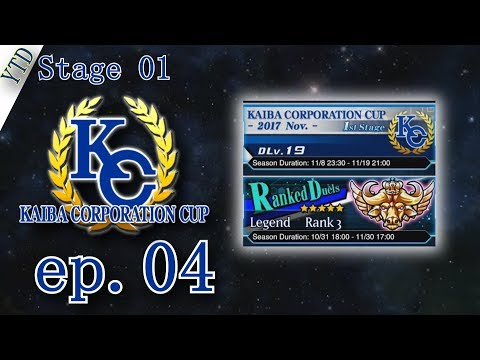 BRUH, Getting Tilted at the end...  Nov. 2017 KC Cup || YTDan || Yu-Gi-Oh! Duel Links