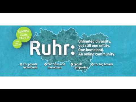 One minute about [.ruhr]