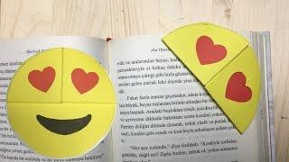 Emoji Kitap Ayracı Nasıl Yapılır