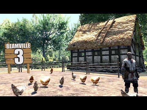 Der böse Wolf und das Huhn - Life is Feudal: Forest Village #3