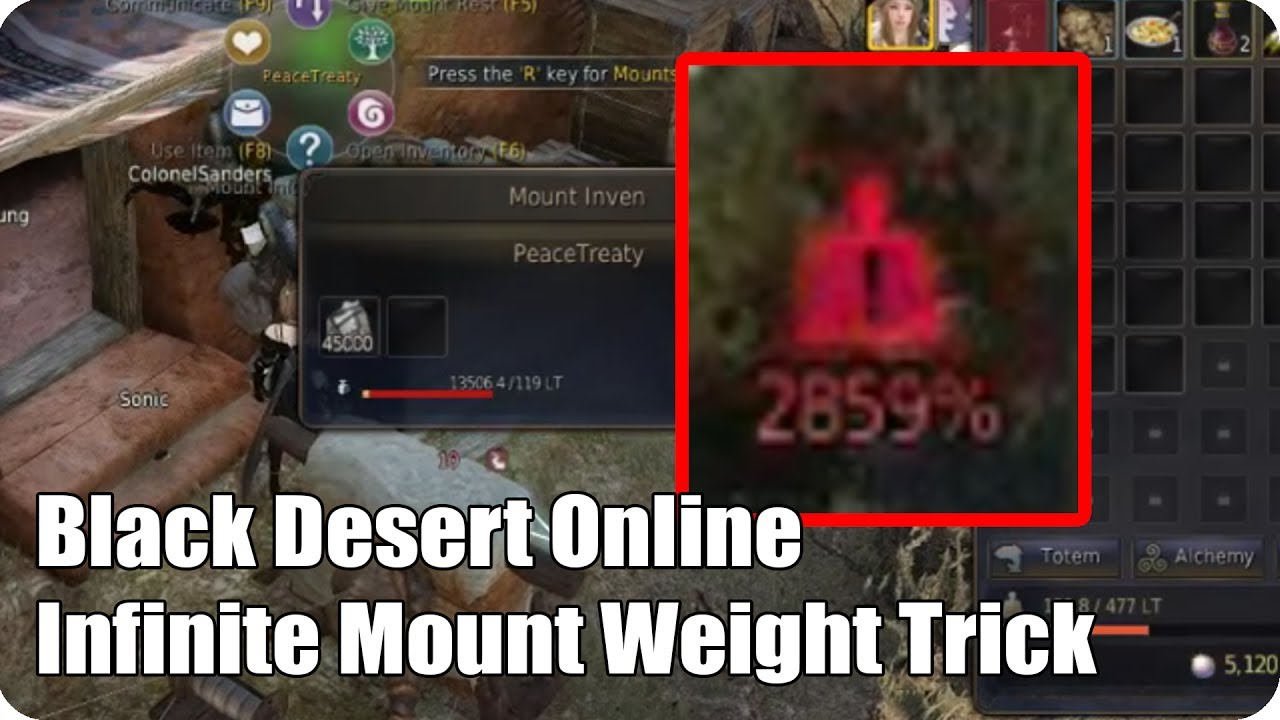 Black Desert Online Stackable Exp Buffs Youtube