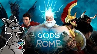 Gods of Rome ( Gameplay / Review / Análise ) ( Android / iOS / Windows Phone ) PT-BR